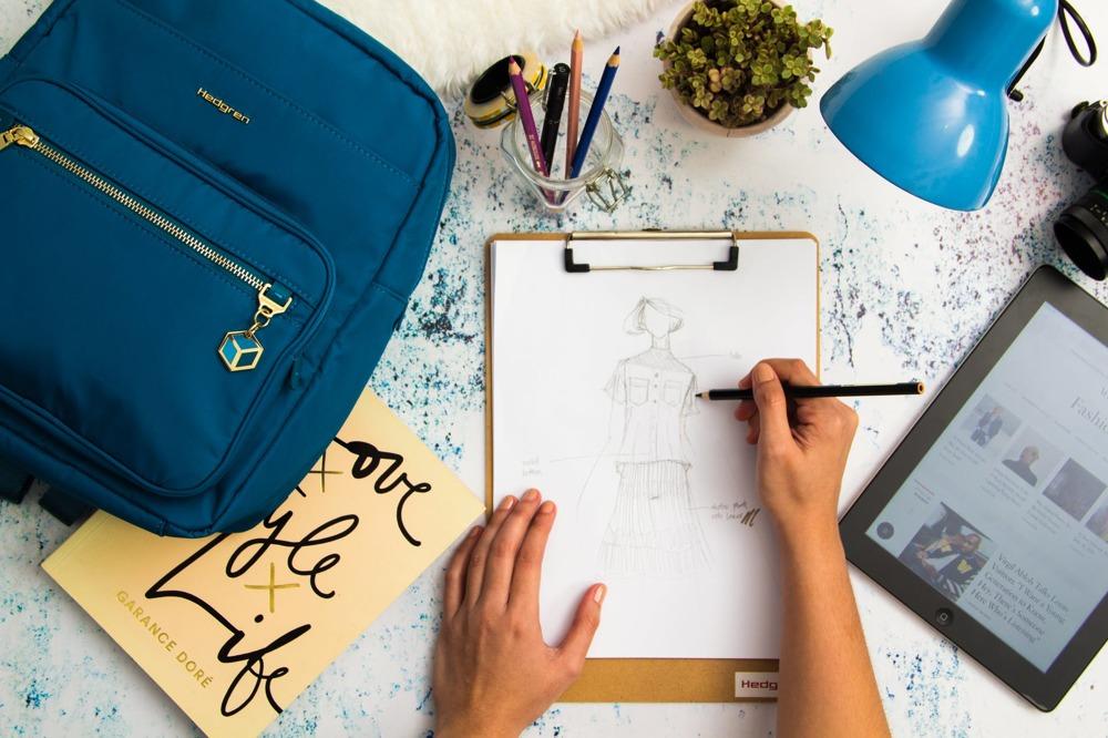 راية يغمور من دراسة التربية إلى تصميم الأزياء