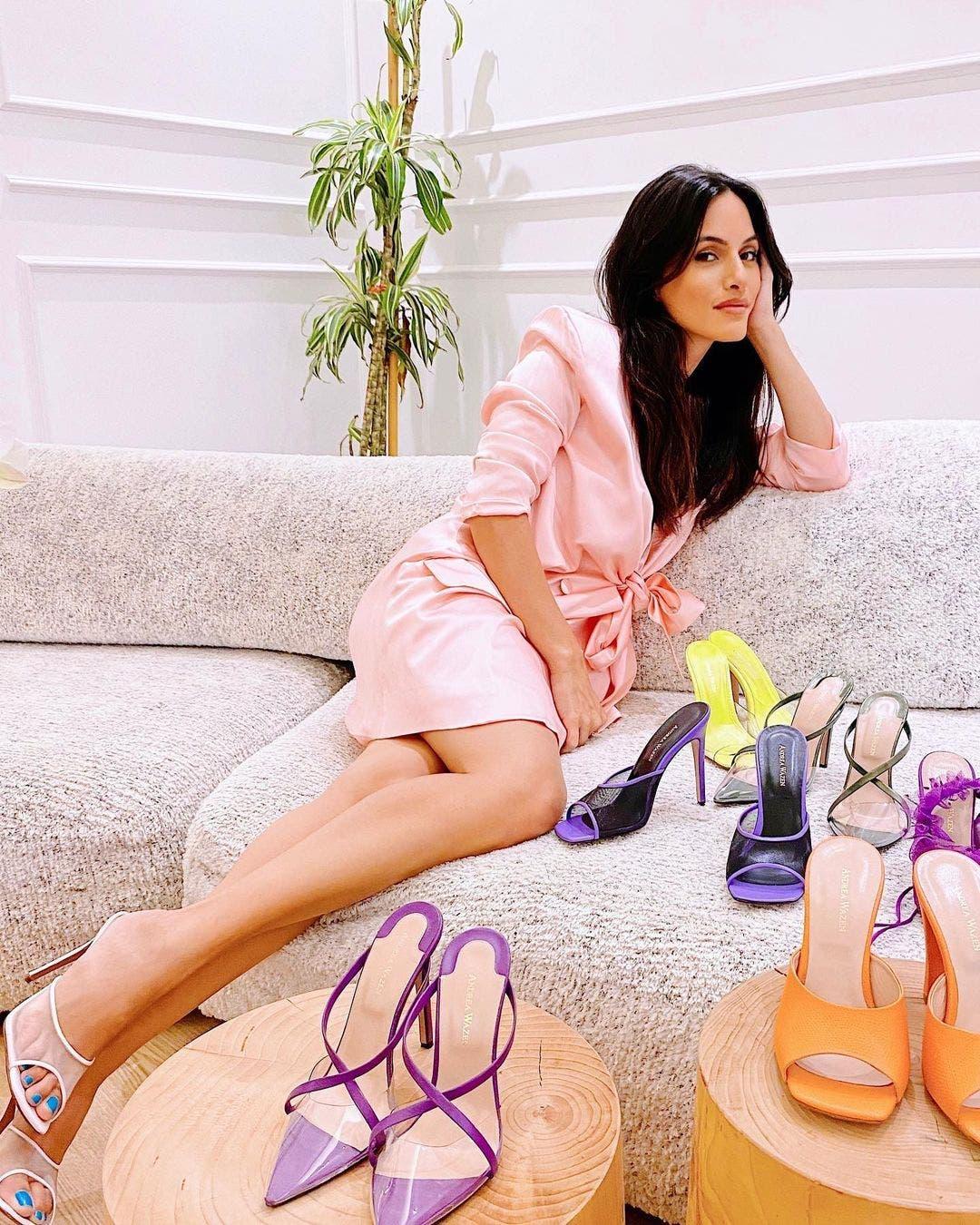 عربيتان تفوزان بجوائز عديدة في تصميم الأحذية - صور2