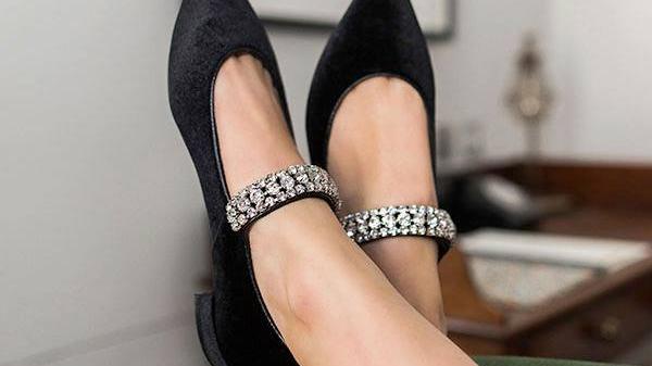 احذية البالرينا