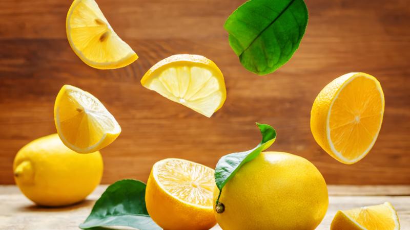 الليمون للتخلص من الطاقة السلبية في المنزل