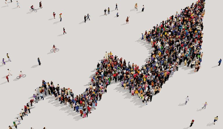 إنخفاض كبير في النمو السُكاني حول العالم-2