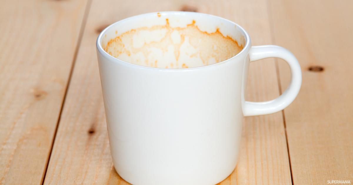 فناجين القهوة