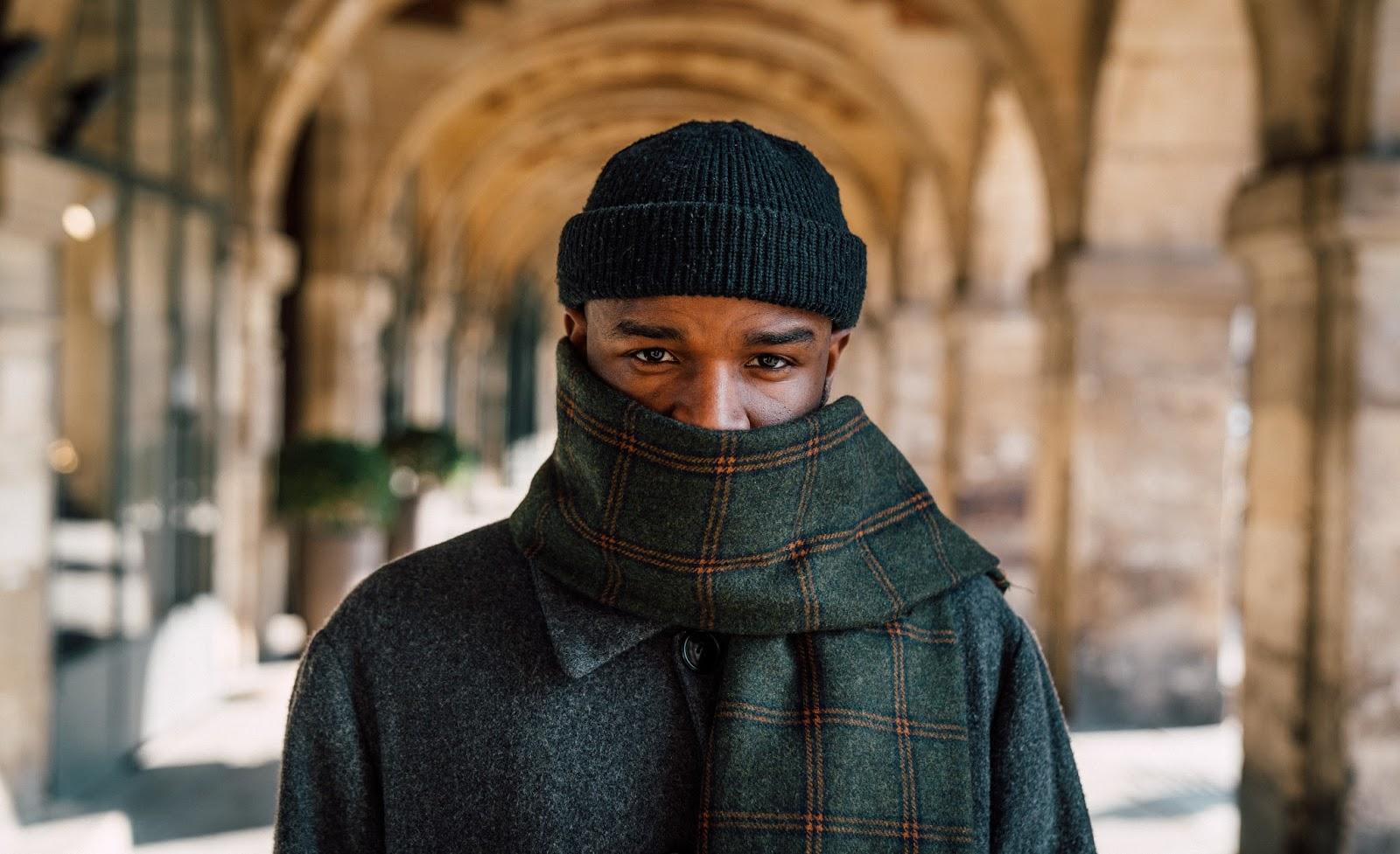 في فصل الشتاء ..خبراء يحذرون من لبس الوشاح الشتوي بدل الكمامة-1