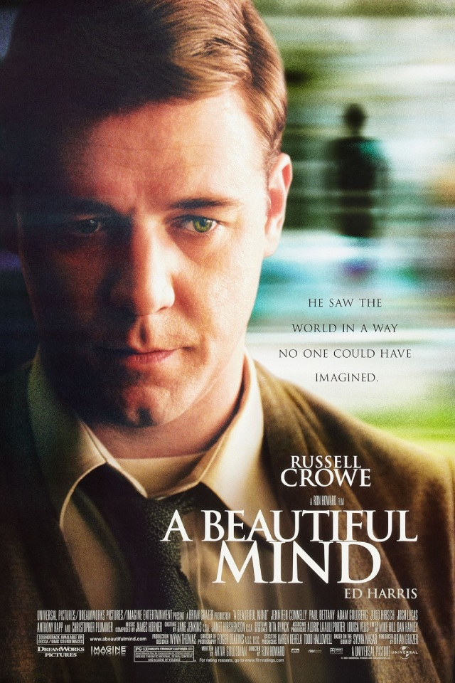 فيلم A Beautiful Mind