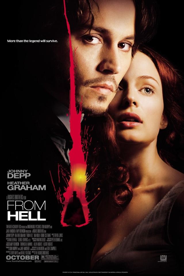 فيلم From Hell
