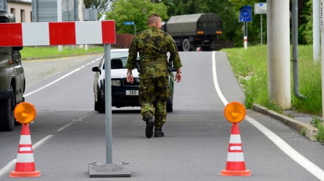 غزو بولندا جمهورية التشيك عن طريق الخطأ