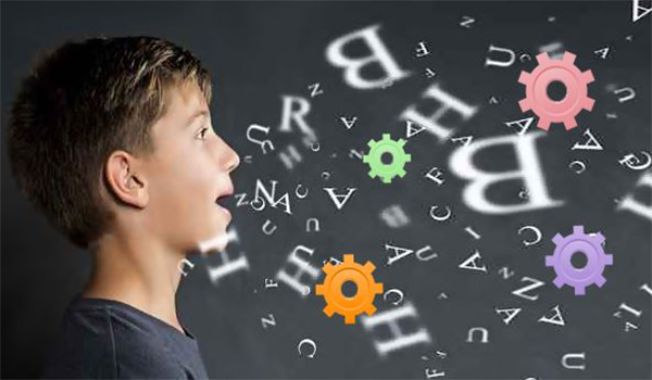 هناك علاقة بين النمو العقلي واللغوي1