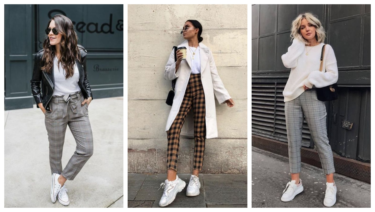 how_to_wear_check_pants_in_winter_2021_fustany_image_1