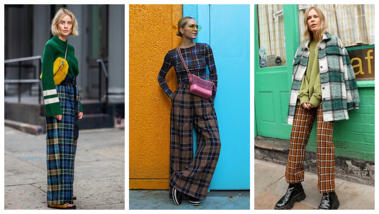 how_to_wear_check_pants_in_winter_2021_fustany_image_3