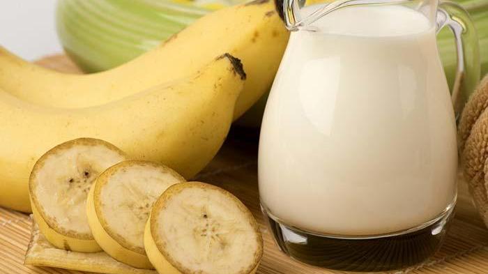 ماسك الموز والحليب للبشرة