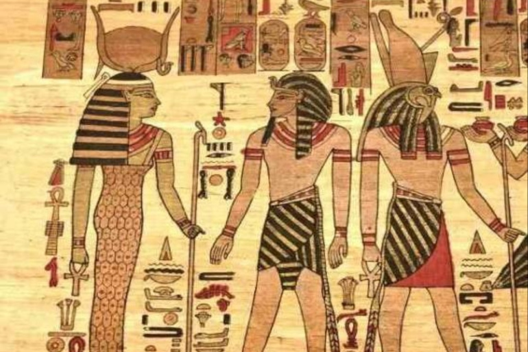 مصر تنتزع اللقب من روما في بطولة الحضارات-1