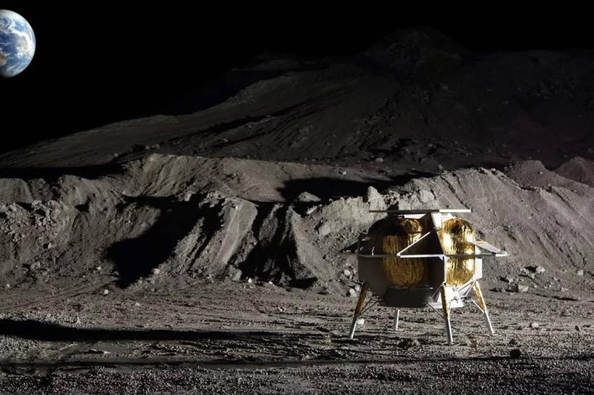 ناسا ترغب بشراء صخور من القمر 1