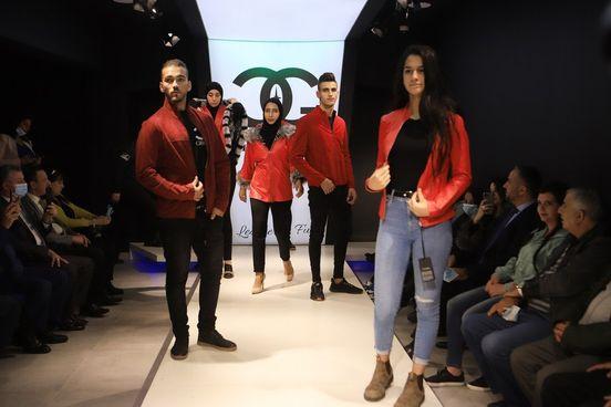 نجمة بيت لحم أول دار أزياء عالمية في الضفة الغربية الفلسطينية - صور1