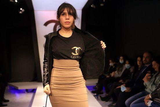 نجمة بيت لحم أول دار أزياء عالمية في الضفة الغربية الفلسطينية - صور2