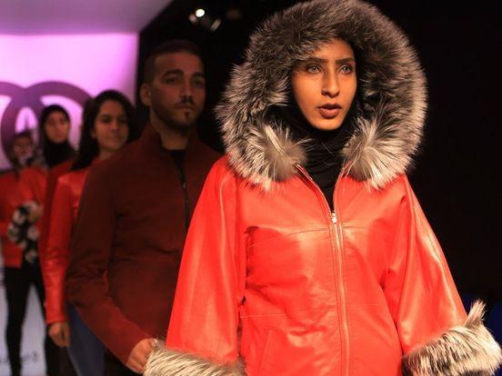 نجمة بيت لحم أول دار أزياء عالمية في الضفة الغربية الفلسطينية - صور3