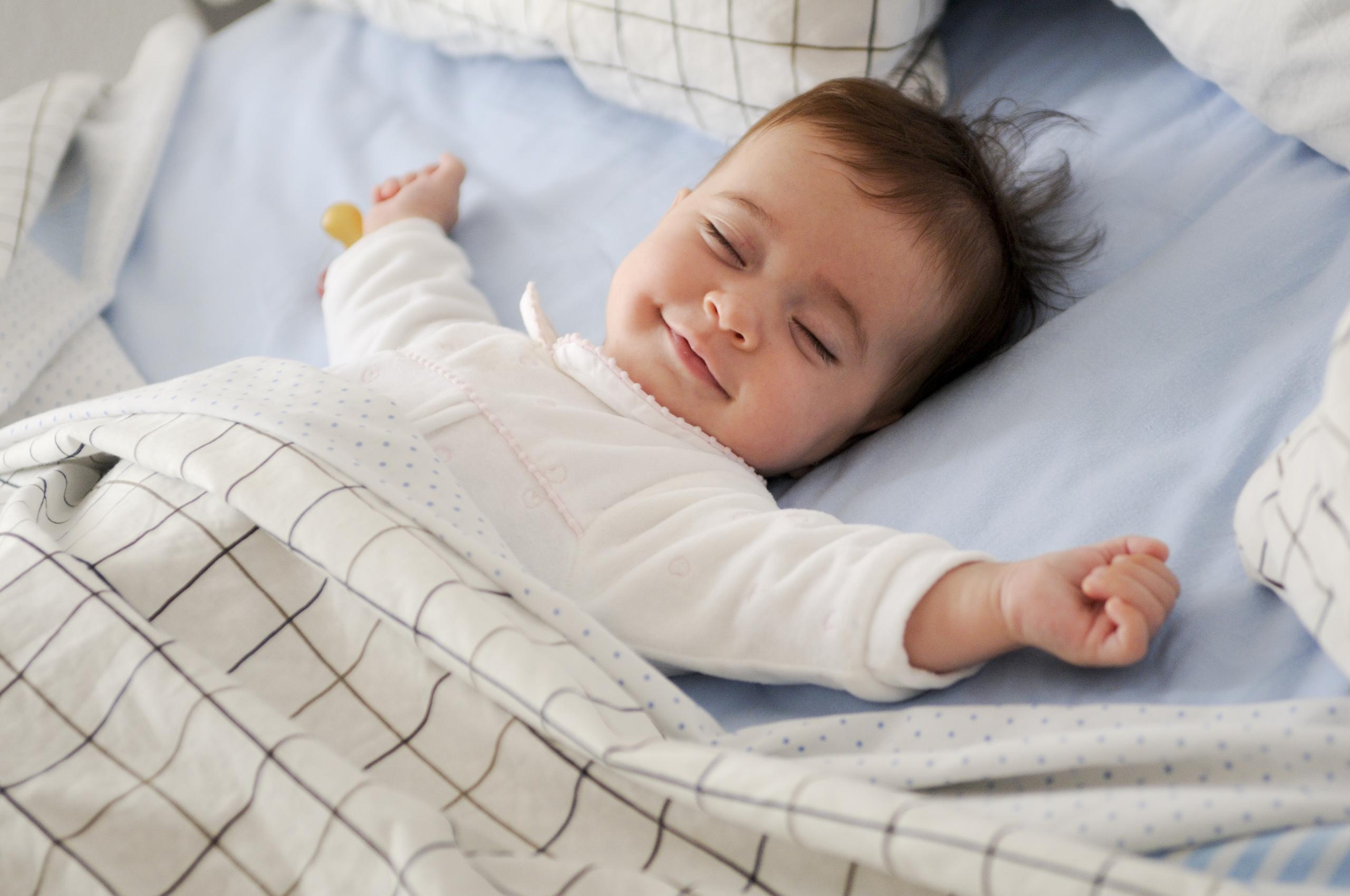 نوم الاطفال بمفردهم-2