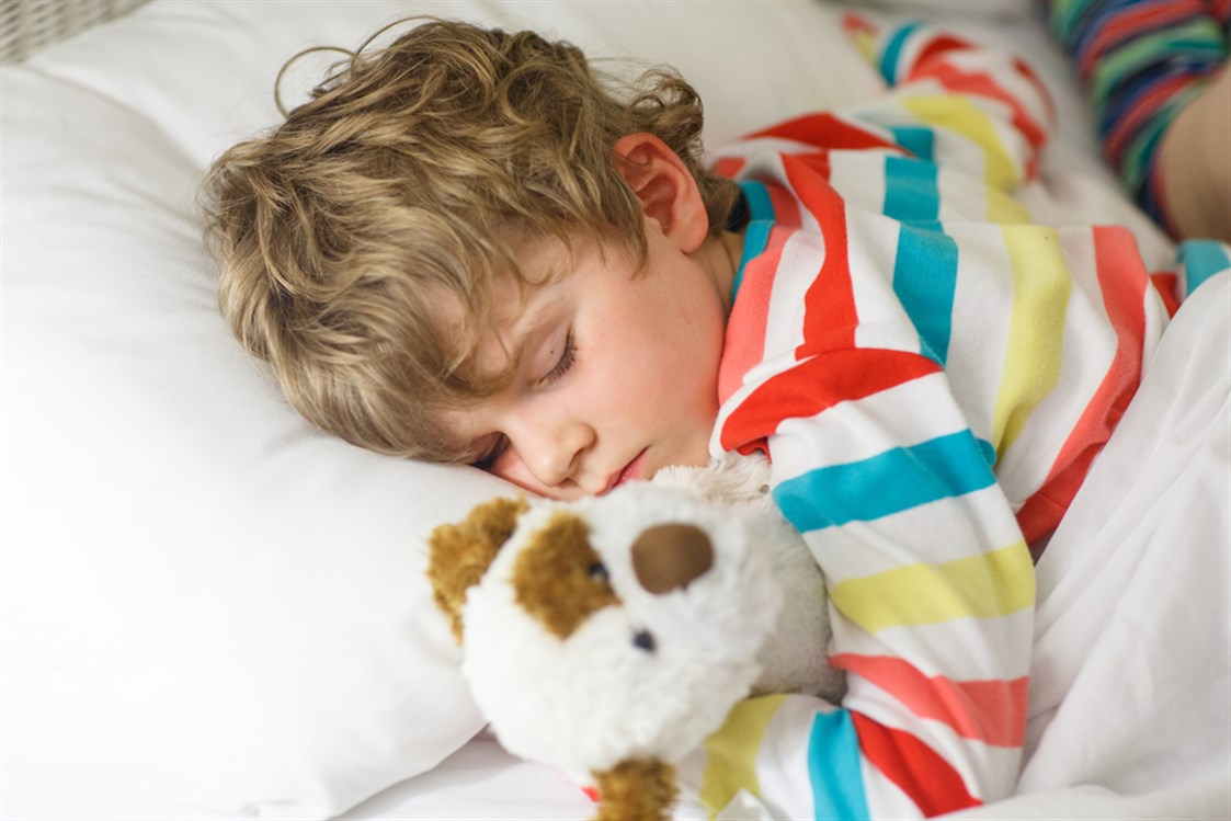 نوم الاطفال بمفردهم-3