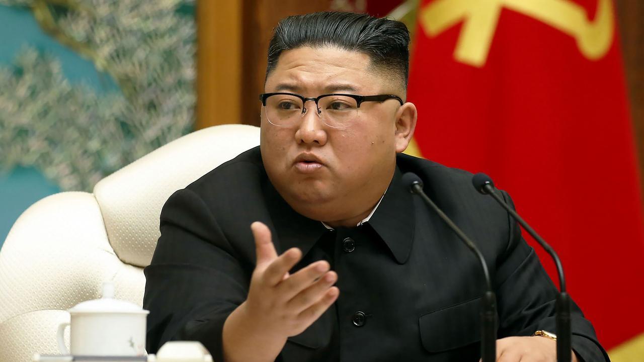 وفاة مفترضة لـ Kim Jong-un
