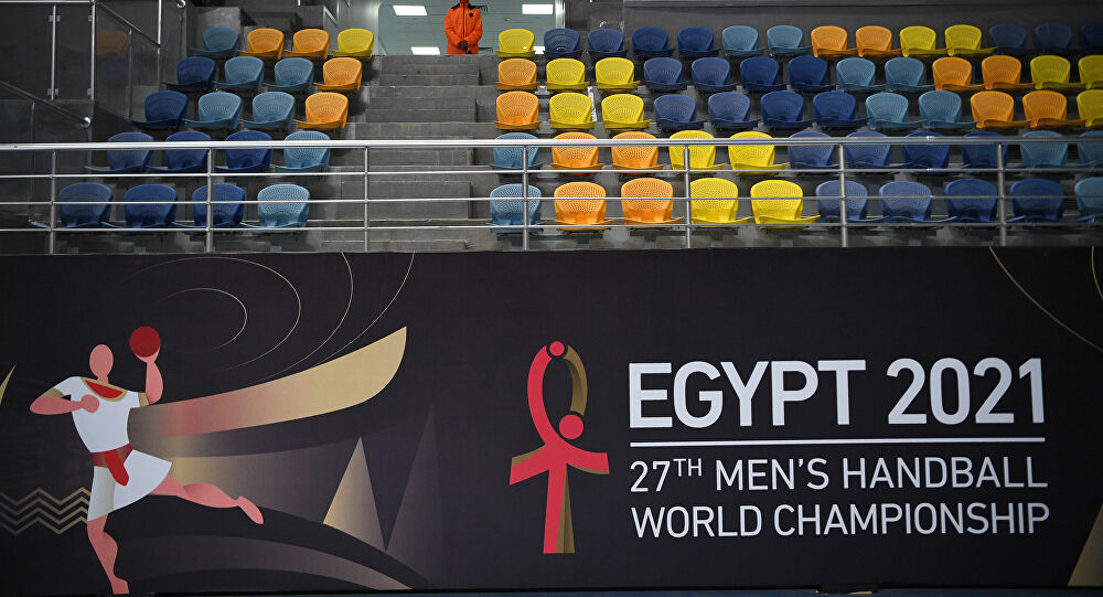 تألق النجم أحمد الأحمر يشعل مواقع التواصل بعد هزيمة مصر لروسيا في كرة اليد