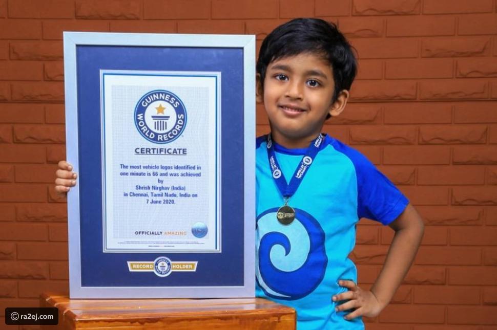 طفل هندي يتعرف إلى 50 شخصية كرتونية في دقيقة