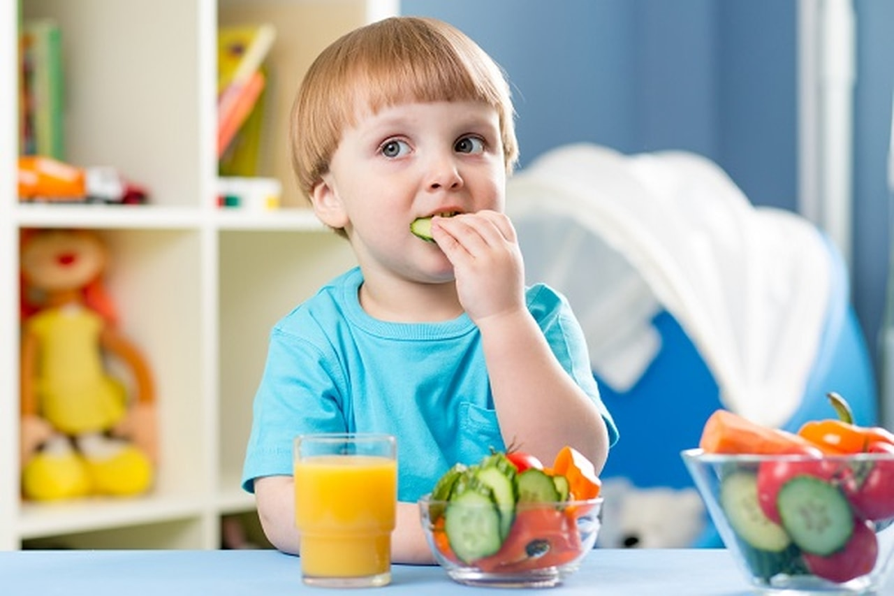 طفلك شبعان..طفلك جوعان