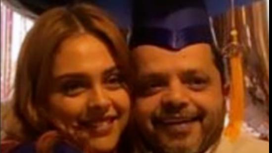 تخرج ابنة محمد هنيدي