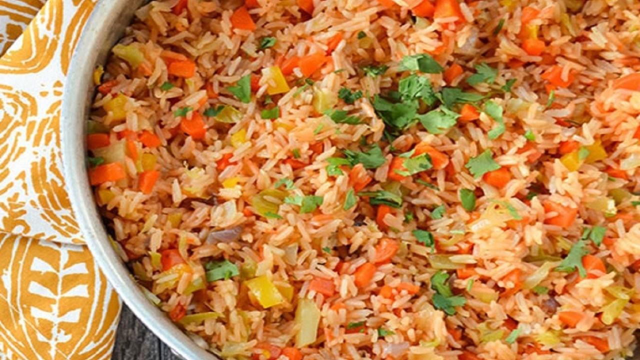 طريقة-عمل-لحم-العجل-مع-الأرز-المكسيكي